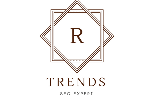 Rank Trends Logo Design