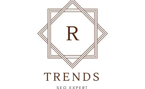 Rank Trends Logo Design