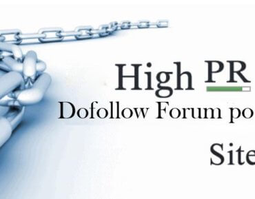 dofollow forum posting site list 2018