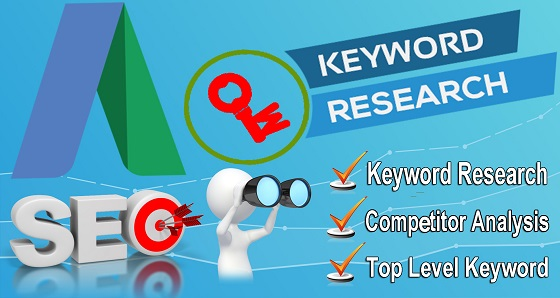 seo service provder company in bangladesh - keyword research