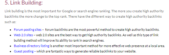 Inbound Link - What is SEO - Onpage SEO - Offpage SEO
