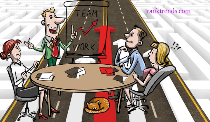 Team Work - How to Start Affiliate Marketing