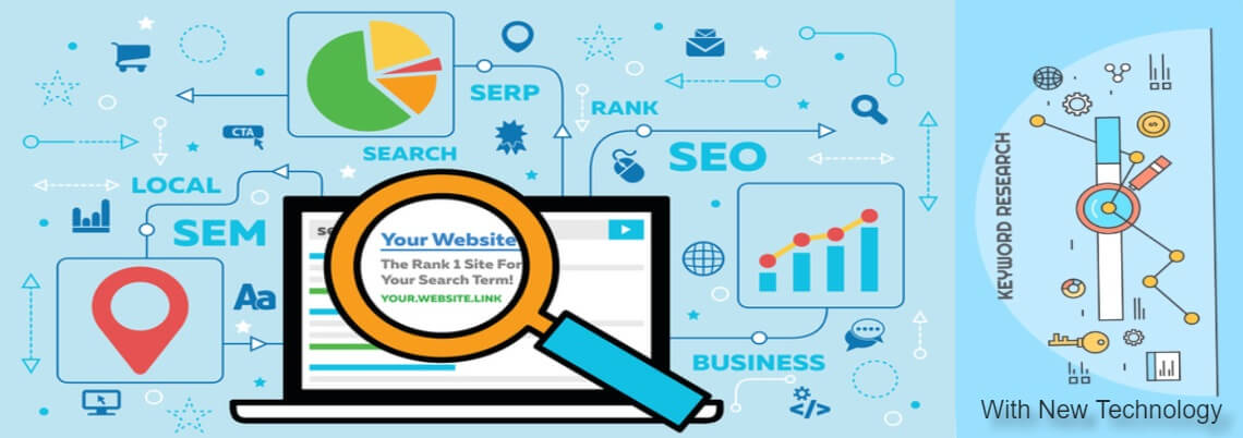 how to do keyword research for seo with new technology