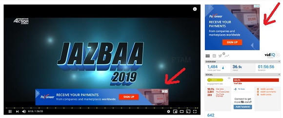 youtube cpc ads