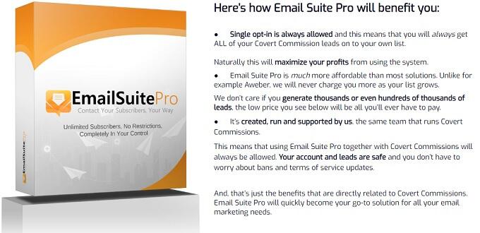 email suit pro