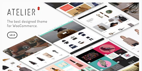 atelier multipurpose wordpress theme
