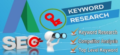 keyword research for ecommerce seo service