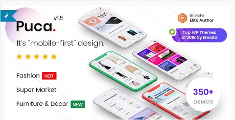 pocha mobile first design