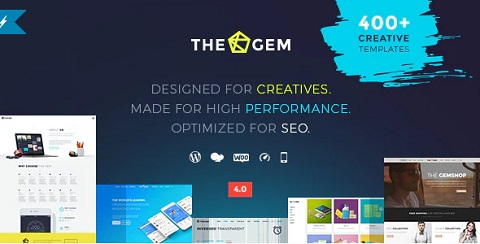 thegem ecommerce theme